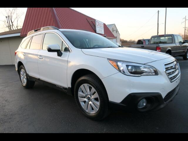 2016 Subaru Outback 2.5i Premium With Eyesight