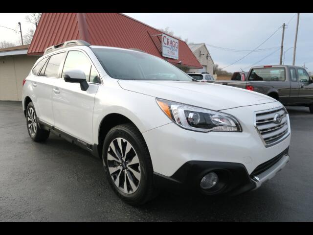 2016 Subaru Outback 2.5 XT Limited w/Eyesight & Navigation