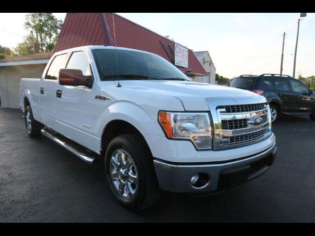 "2014 Ford F-150 2WD SuperCrew 157"" XLT"