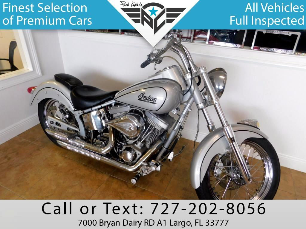 2002 Indian Scout Springdale Indian