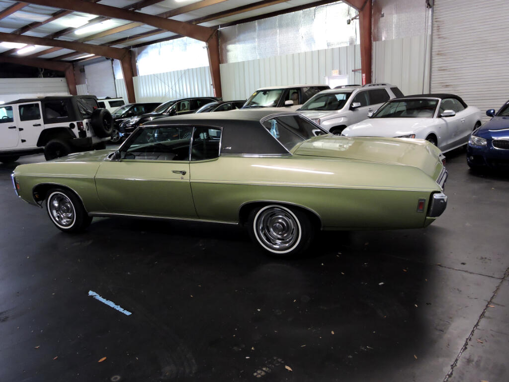1969 Chevrolet Caprice Coupe