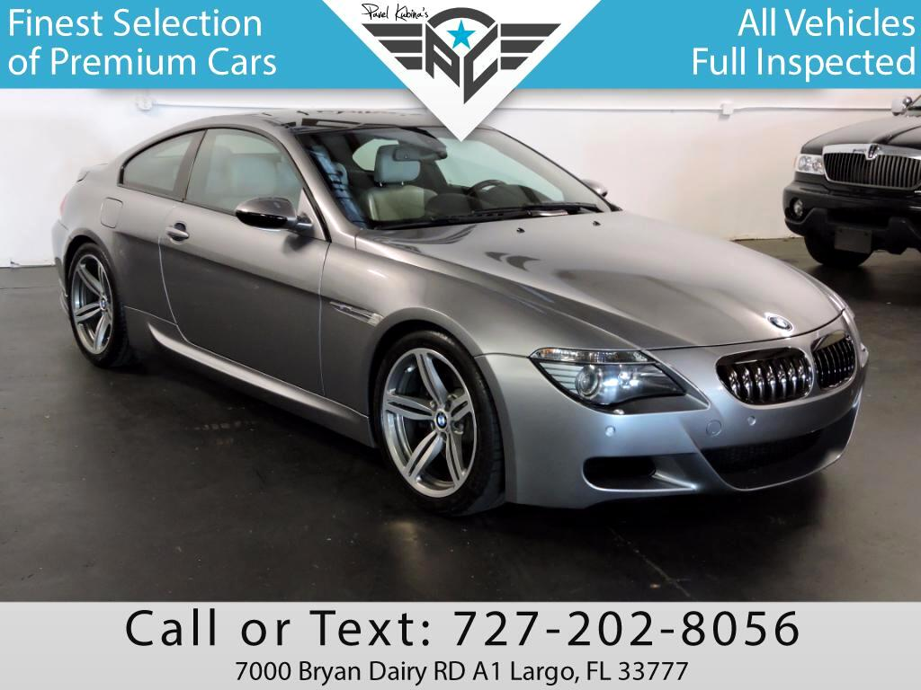 2007 BMW M6 Coupe