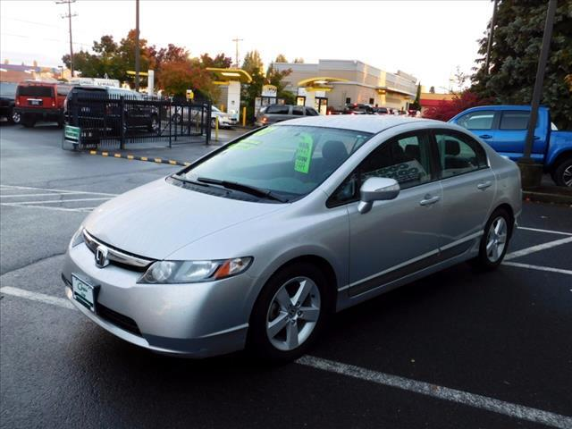 2007 Honda Civic Hybrid CVT AT-PZEV with Navigation