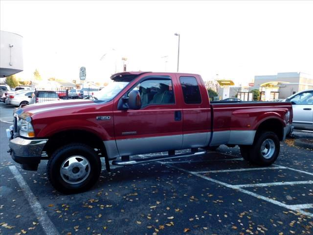 2003 Ford F-350 SD XL SuperCab Long Bed 4WD DRW