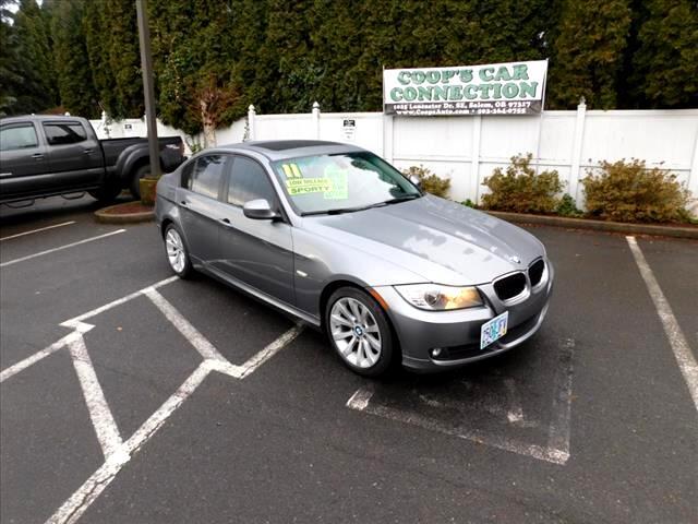 2011 BMW 3-Series 328i SA SULEV