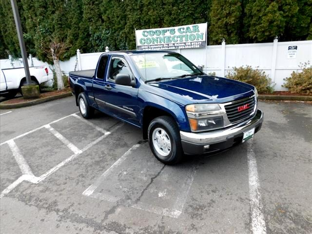 2004 GMC Canyon SLE Z85 Ext. Cab 2WD