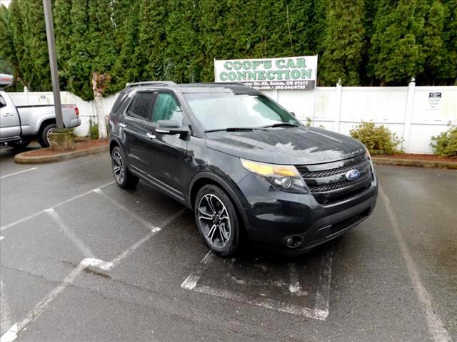 2013 Ford Explorer Sport 4WD