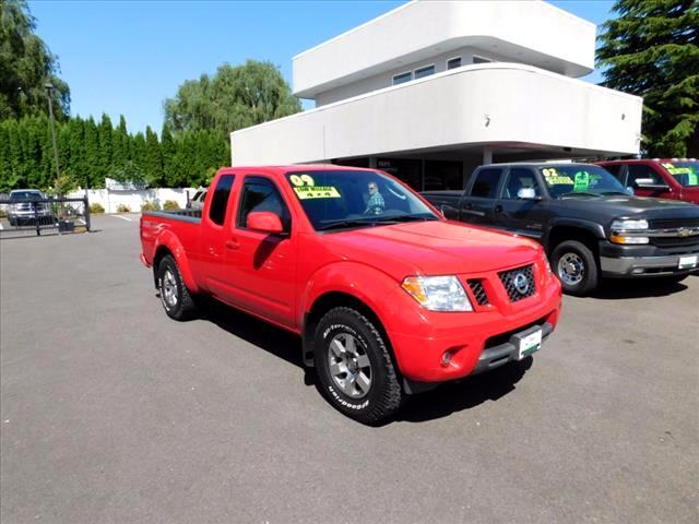 2009 Nissan Frontier PRO-4X King Cab 4WD