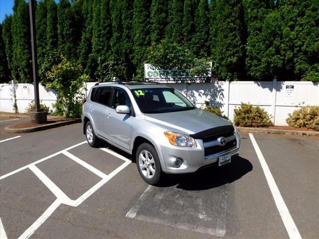 2012 Toyota RAV4 Limited V6 4WD