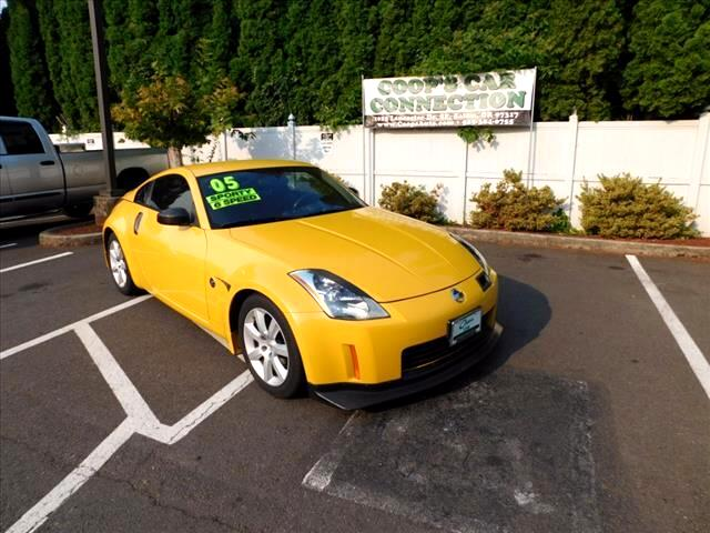 2005 Nissan 350Z Anniversary Edition Coupe