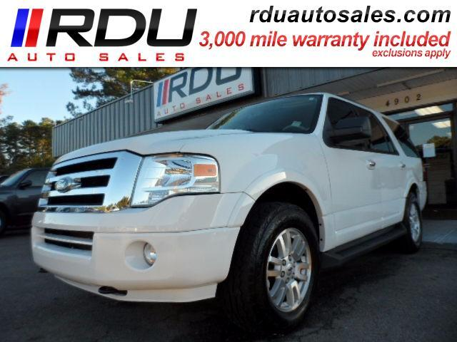 2013 Ford Expedition XLT 4WD Leather Sunroof