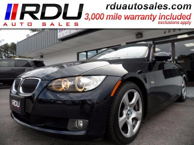 2007 BMW 3-Series 328i Convertible