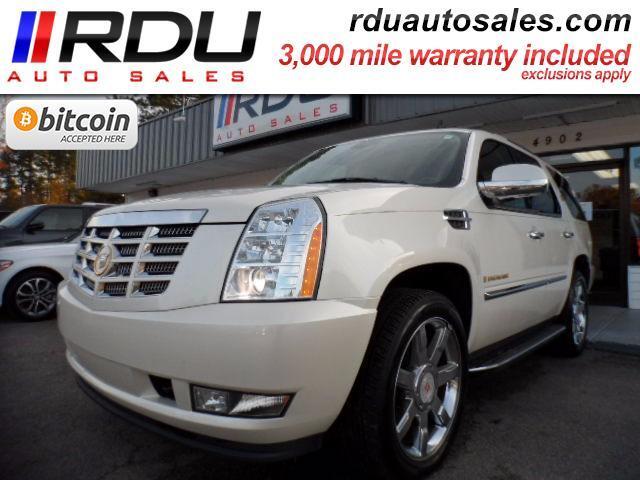2008 Cadillac Escalade ESCALADE