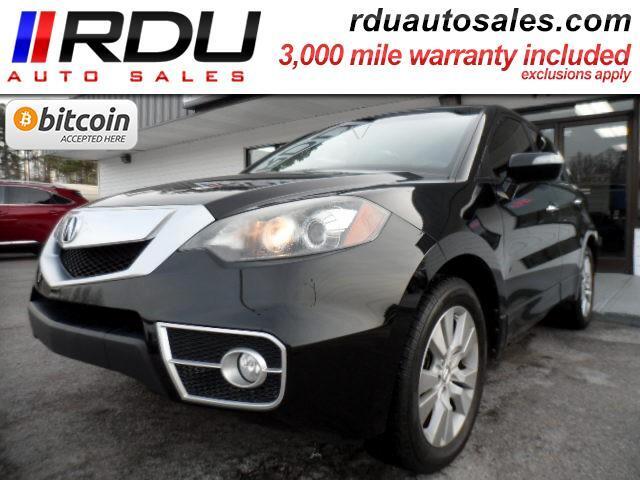2010 Acura RDX AT SH-AWD