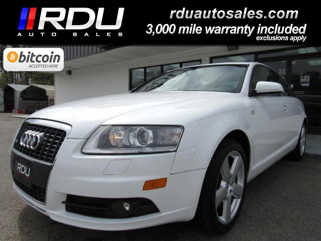 2008 Audi A6 3.2 Quattro Premium Plus