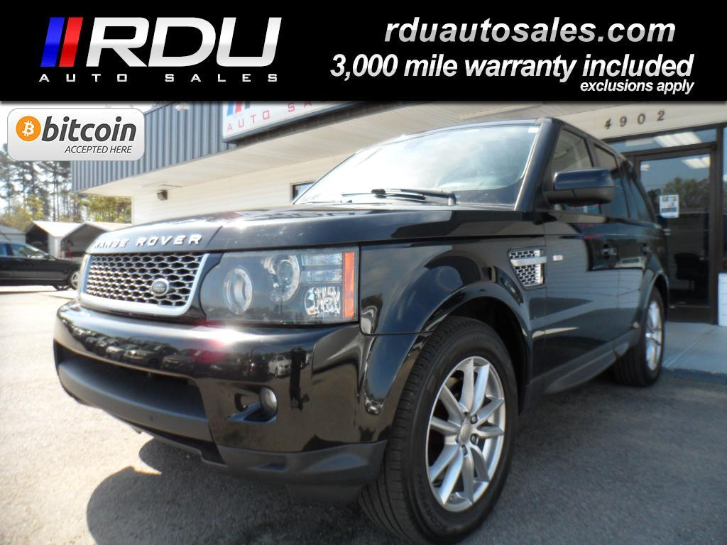 2011 Land Rover Range Rover Sport 4WD HSE