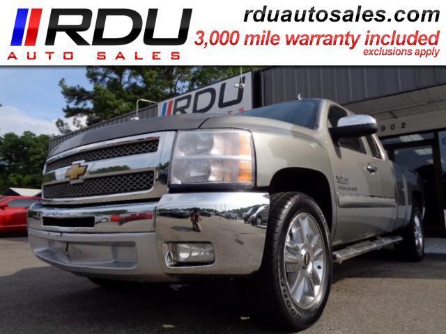 2012 Chevrolet Silverado 1500 Texas Edition