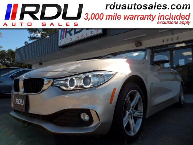 2014 BMW 4-Series 428i xDrive convertible