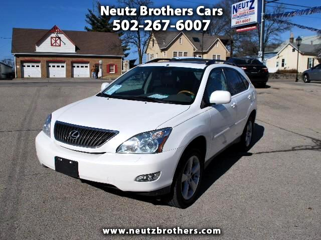 2007 Lexus RX 350 AWD with Navigation