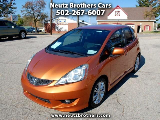 2011 Honda Fit Sport AT