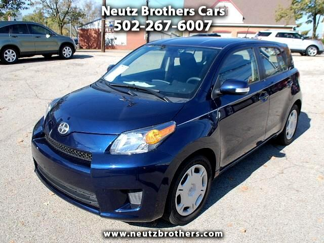 2014 Scion xD 5-Door Hatchback AT