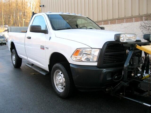 2012 RAM 2500 ST 4WD