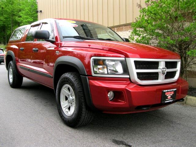 2009 Dodge Dakota TRX Crew Cab 4WD