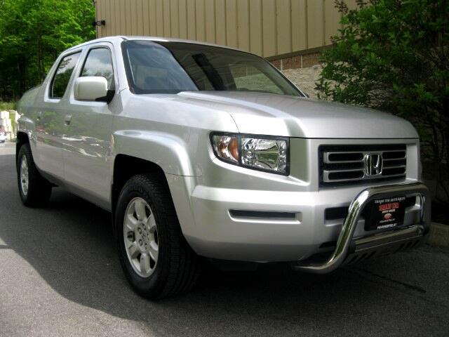 2007 Honda Ridgeline RTL