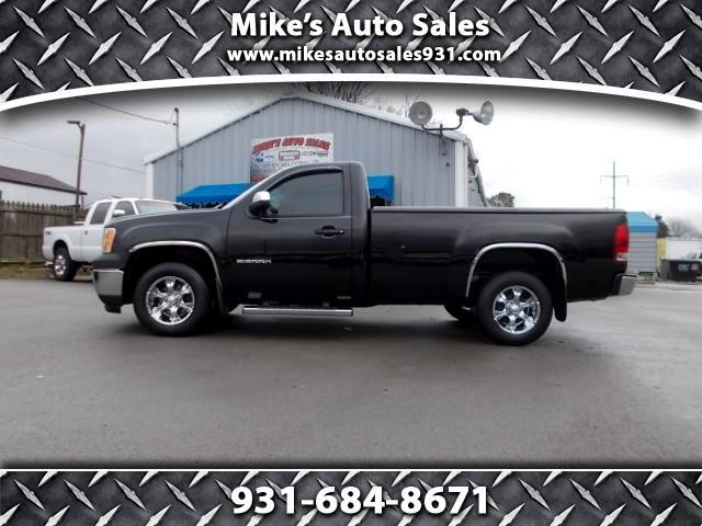 2013 GMC Sierra 1500 Work Truck Long Box 2WD
