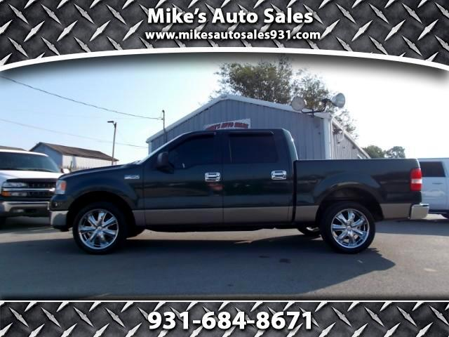 2005 Ford F-150 XLT SuperCrew 5.5-ft. Bed 2WD