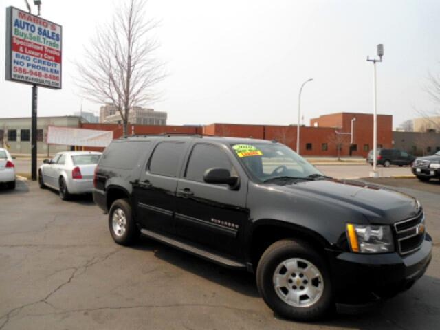 2010 Chevrolet Suburban LT 1500 4WD