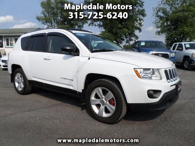 2011 Jeep Compass 4WD 4dr Limited