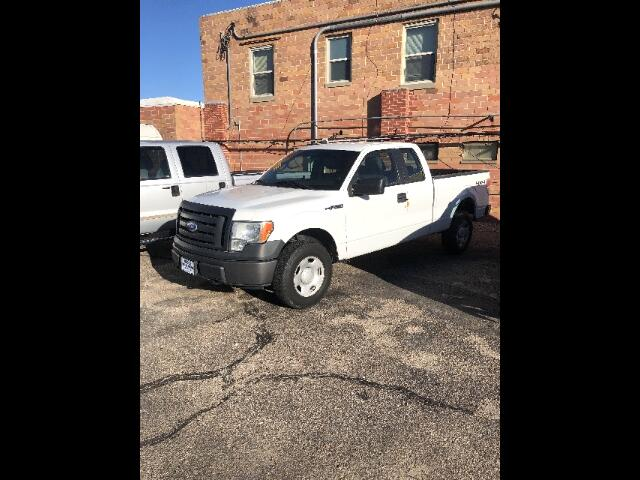 2009 Ford F-150 XL SuperCab 6.5-ft. Bed 4WD