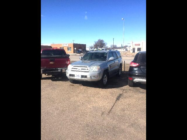 2004 Toyota 4Runner Sport Edition 4WD