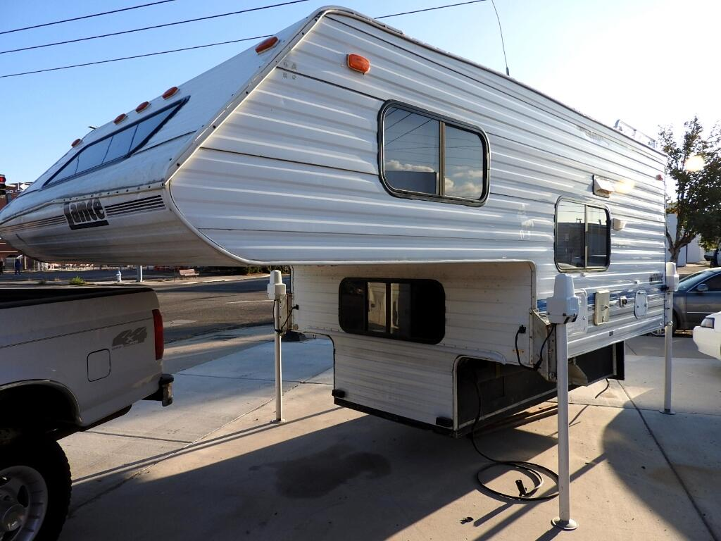 1997 Lance Campers Lance (Long Bed, Short Bed) Squire 3000