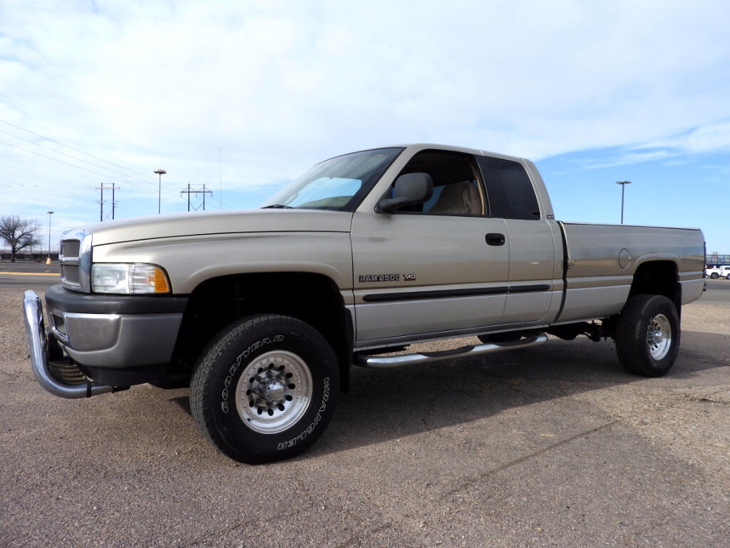 2002 Dodge Ram 2500 SLT Ext Cab Long Bed 4WD