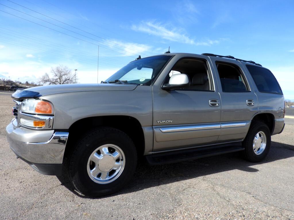 2003 GMC Yukon SLT 4WD