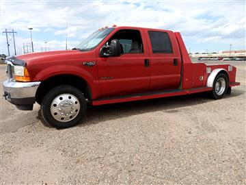2001 Ford F-450 SD