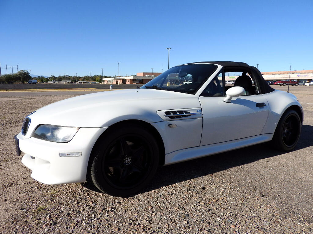 1999 BMW M Roadster Convertible
