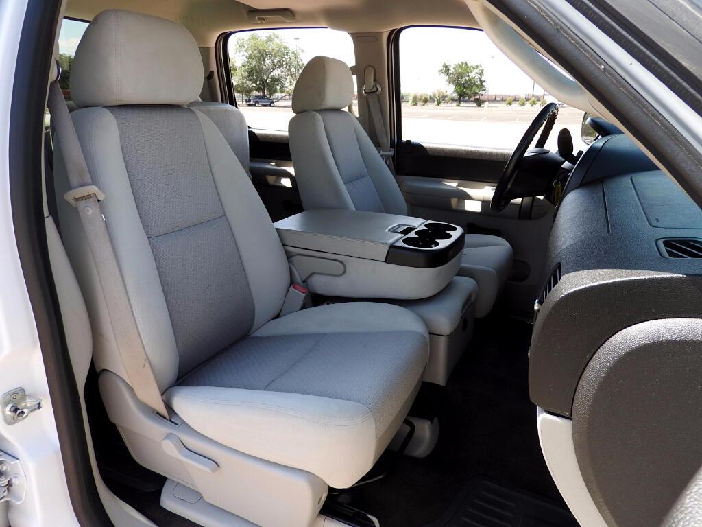 2009 Chevrolet Silverado 1500 LS Crew Cab Short Bed 4WD
