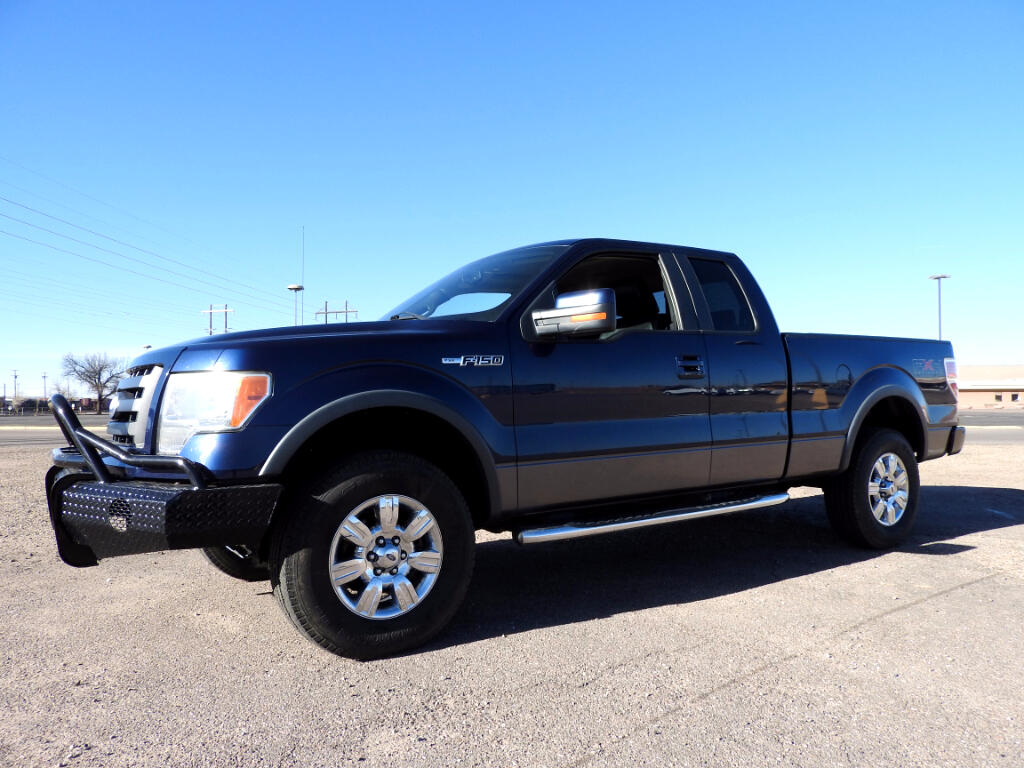 2009 Ford F-150 FX4 SuperCab 4WD