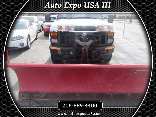 2008 Ford F-350 SD XLT 4WD
