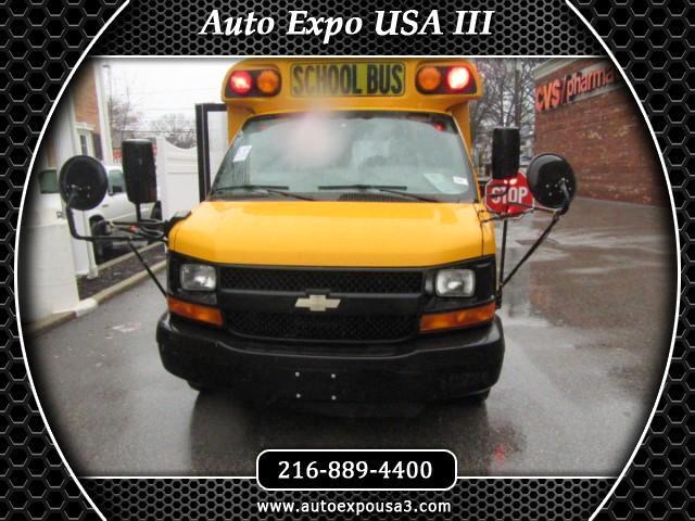 2010 Chevrolet Express G3500