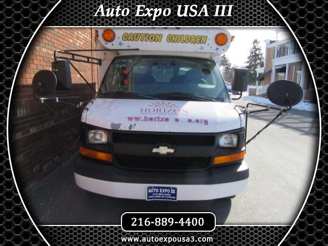 2005 Chevrolet G-Series Van