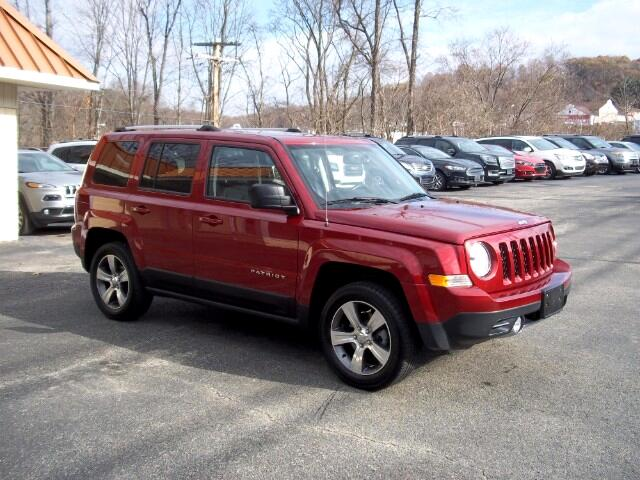 2016 Jeep Patriot High Altitude Edition 4WD