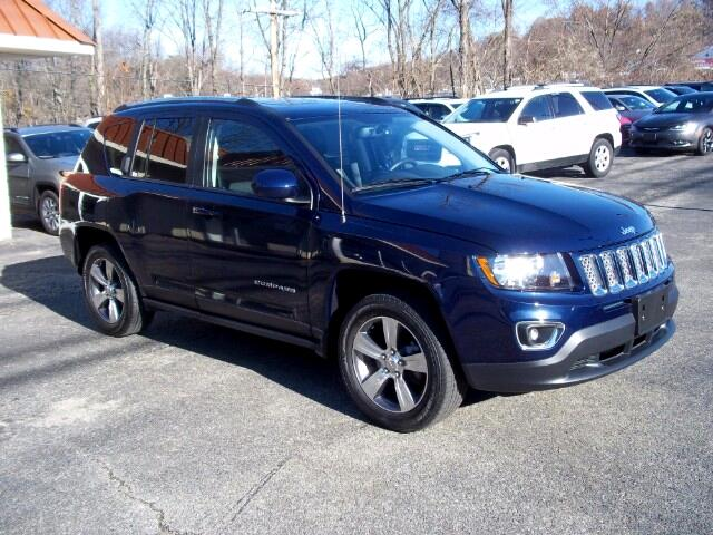2016 Jeep Compass High Altitude 4WD Edition