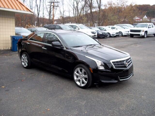 2014 Cadillac ATS All Wheel Drive