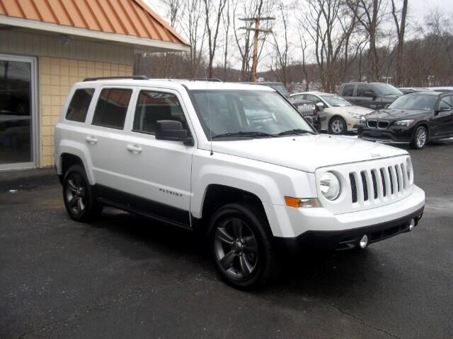 2015 Jeep Patriot High Altitude 4WD