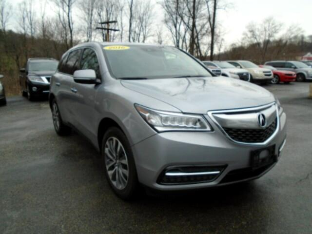 2016 Acura MDX AWD w/Technology Package
