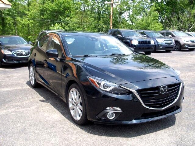 2015 Mazda MAZDA3 s Grand Touring AT 5-Door